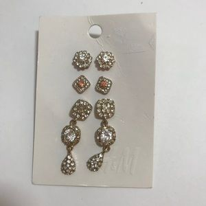 🎉beautiful 5 pairs of earrings🎉